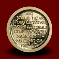 3,49 g, Zlata medalja Pliberk in križev pot