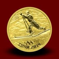 OI Soči 2014 Gold - Tek na smučeh / Cross Country Skiing / Langlauf (serija II)