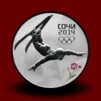 OI Soči 2014 Silver - Akrobatsko smučanje / Freestyle Skiing / Trickski (serija II)