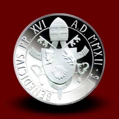 Srebrni kovanec 5 EUR Centenario della Nascita di Giovanni Paolo I **