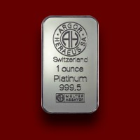 31,1035 g, Platinum Bar