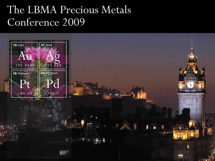 LBMA-2009