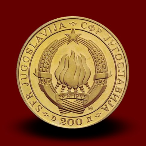 Zlatnik 500 din