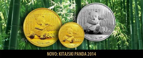 Kitajski panda 2014